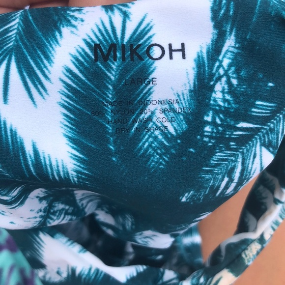 Mikoh Other - Mikoh top